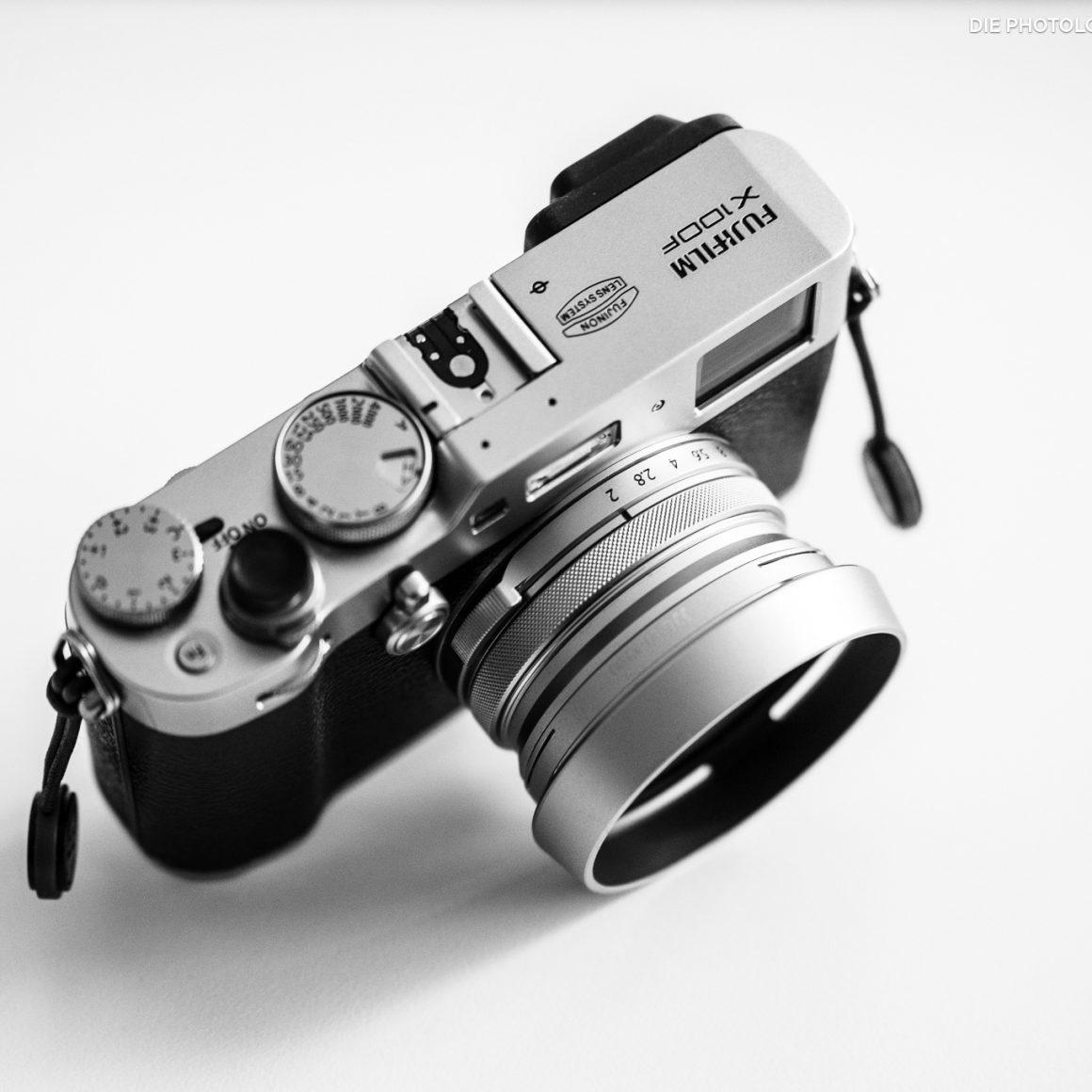 Fujifilm X100F ❤️